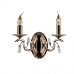 Marcel Wall Light Antique Brass 7422-2AB