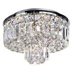 7755-5CC Vesuvius Crystal Ceiling Light
