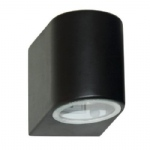 8008-1BK Outdoor Wall Light