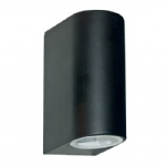 8008-2BK Outdoor Wall Light