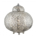 8221-1SS Moroccan Table Lamp