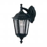 Alex Outdoor Lantern Wall Light 82531BK