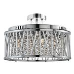 Elise Crystal Ceiling Light Fitting 8335-5CC