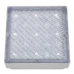 9914WH LED IP68 Outdoor Walkover Light