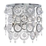 Nova LED Polished Chrome Wall Light 0572-2CC