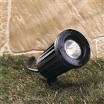 Aggie Dual Mount Outdoor Spotlight 05-20BK