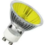 GU10 Coloured Bulbs 50w pack of 10