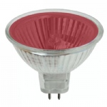 Red 50W 38° 12v GU5.3 Lamp EXN-P-Red