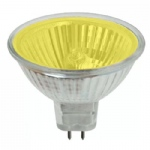 50w 60 Degree Low Voltage MR16 Coloured Bulbs