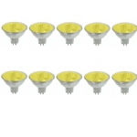 FMT-P-Yellow 35W 12°12v GU5.3 Pk of 10