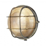 Admiral Single Round outdoor Wall light ADM5075