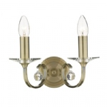 Allegra Double Wall Light ALL0975