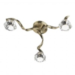Ancona Multi-Arm Ceiling 3 Light ANC5375