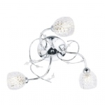 ANN5350 Annabelle Semi Flush Ceiling Light