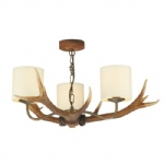 Antler Rustic Ceiling Light ANT0329