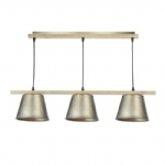 Arken 3 Light Pendant ARK0348