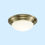 BAR5075 Barclay Bathroom Flush Light