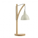 Blyton Table Lamp Wood BLY4243