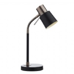 Bond Black Adjustable Task Lamp BON4254