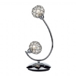 Circa Table Lamp Chrome CIR4250