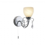 CRA0750 Crawford Bathroom Wall Light