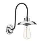 Dallas Wall Light Chrome DAL0750