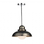 Dynamo Pendant Light Antique Chrome DYN0161