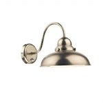 Dynamo Wall Light Antique Chrome DYN0761