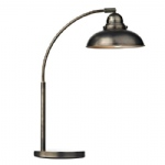 Dynamo Table Lamp Antique Chrome DYN4261