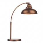 Dynamo Table Lamp Antique Copper DYN4264