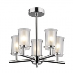 ELB0550 Elba Bathroom Ceiling Light