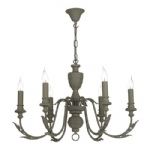 Emile 6 Light Pendant Fitting EMI0629