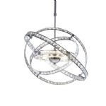 Eternity Chrome 10 Light Pendant ETE2350