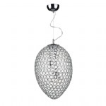 FRO0350 Frost Crystal Ceiling light