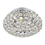 Frost Crystal Flush Ceiling Light FRO5350