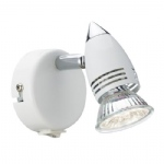 Gemini Single Wall Light GEM072S