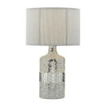 Guru Sliver Mosaic Table Lamp GUR4239