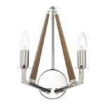 HOT0938 Hotel Double Wall Light