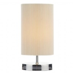 LEO Cream Touch Table Lamp LEO4133
