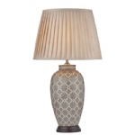 Louise Table Lamp LOU4229+ELI4232RS/X