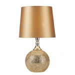 Lovell Gold Mosaic Table Lamp LOV4235