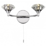 Luther 2 Arm Wall Light LUT0950