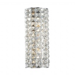 Matrix 2 Halogen Crystal Wall Light MAT0950