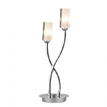 Morgan Polished Chrome Table Lamp MOR4050