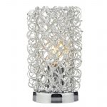 Nett Silver Touch Table Lamp NET4132