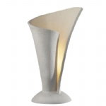 ORC4234 Orchid Stone Effect Table Lamp