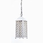 Pagoda Single Pendant Chrome PAG0150