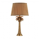 PAL4235/X + HOW4235RS X Palm Table Lamp