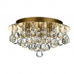 Pluto Crystal Ceiling Light PLU5240