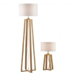 PYR4943 Pyramid Table and Floor Lamp